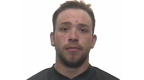 Winnipeg police have issued an arrest warrant for Shawn Justin Colbert. Colbert, 30, is facing multiple charges including conspiracy to commit an indictable offence and participating in a criminal organization. (photo provided by Winnipeg police)