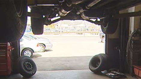 The provincial government is expected to unveil legislation on auto-repair bills in Manitoba later this week.