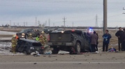 Highway 59 crash on March 11, 2015