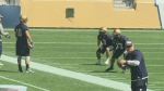 CTV Winnipeg: Bombers prep for season opener