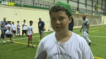 CTV Winnipeg: Former NFL player holds camp