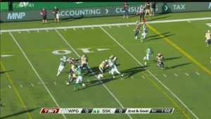 CTV Winnipeg: Bombers sit at a tie