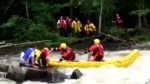 CTV News Channel: Boys rescued from river in Maine