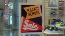 Financial services firm Ernst & Young is predicting a four per cent boost in back-to-school spending in Canada.