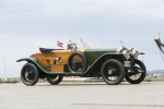 A Rolls-Royce 40/50 Silver Ghost Skiff is shown in this photo. (Bonhams Auctioneers)