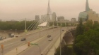 CTV Winnipeg: Air quality advisory for parts