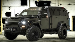 Last year several councillors were caught off guard when it was revealed police paid $343,000 for the new vehicle. (File image)