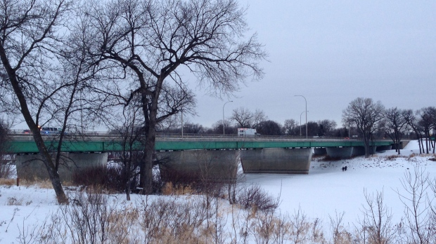 St. Vital Bridge