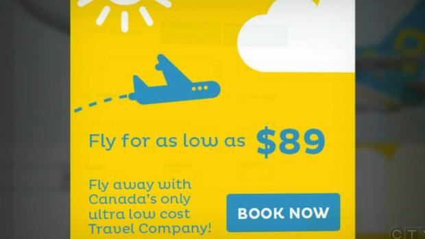NewLeaf cancels flights to Phoenix, blames Westjet for muscling in on route