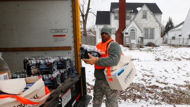 Flint residents urged to have water tested for lead levels