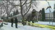 Fort Richmond townhouse fire