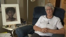 Joan Hibbert would like to find Julie, the woman who posed for a portrait that Hibbert painted more than 25 years ago.