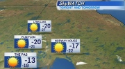 CTV Winnipeg: Skywatch Weather at Six, Feb. 7