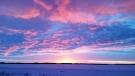 Heavenly Sunset. Photo by Denyse Swiderek.