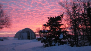 Beautiful Portage la Prairie, Manitoba. Photo by Carol Kruck.