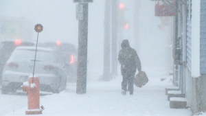 Nova Scotia is bracing for Atlantic Canada's worst winter storm of the year and the third to hit the East Coast in just over a week. Up to 30 centimetres of snow is expected by Tuesday.