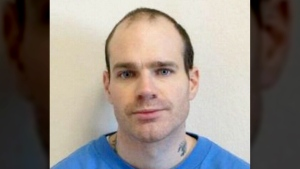 Jeffrey MacLean, 29, escaped from Dorchester Penitentiary Friday afternoon, Feb. 12, 2016.