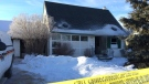 Two firefighters became trapped in the basement of this house at 126 Bruce Ave. after a 'flashover' on Saturday, Feb. 13, 2016.