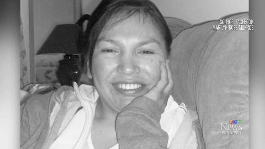 Marilyn Rose Munroe, 41, was found dead inside her home on Pritchard Avenue by Winnipeg police officers on Feb. 22, 2016.