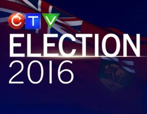 Manitoba Election 2016 button