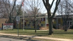 Stewart Avenue Public School in Cambridge, Ont., is shown on Monday, April 18, 2016.
