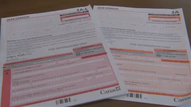 Long-form census forms return to mailboxes this week after ...