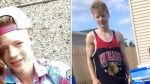 RCMP said the investigation has remained active into the search for Brophy since his disappearance. (Photos courtesy Ashleigh Brophy/ Facebook)