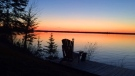 Taking it easy in Lac Du Bonnet. Photo by Lana Tyler.