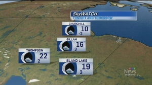 Skywatch Weather at Six, May 1