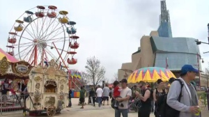 Wonder Shows tells CTV it will not be returning this year to The Forks area.