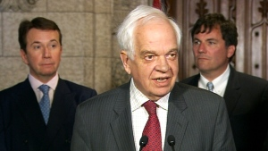 CTV News Channel: Ministers comment on AG report