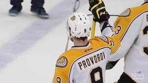 Wheat Kings' Provorov named top defenceman