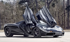 McLaren F1 supercar for sale expected to fetch millions (Photo: Mclaren)