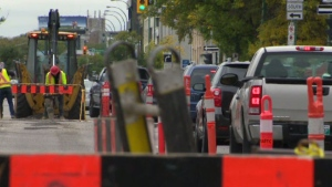 Red tape at City Hall and a cut in provincial funding are being blamed for an alleged slow down of road and highway repairs. (File Image)