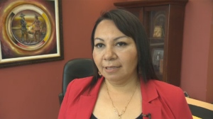 Grand chief Sheila North Wilson says her group wants to meet with Premier Brian Pallister about First Nation ownership of Tolko's mill operations.(File image)