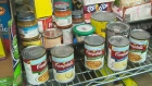 Refugees put pressure on food banks