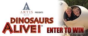 Dinosaurs Alive! Rotator
