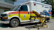 Doctor assistance readily available for paramedics