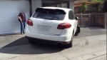 A YouTube video of a luxury SUV struggling to park in a narrow parking garage has helped police lay charges in a hit-and-run allegedly involving an unlicensed teen driver.