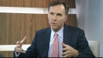 """The costs associated with increasing CPP will be """"very modest and they come in very gradually,"""" Finance Minister Bill Morneau said on CTV Question Period, on June 26, 2015."""