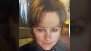 Sandra Giesbrecht, shown in this photo provided by police on June 21, 2016.