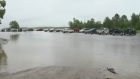 Downpour crumbles roads in Whiteshell