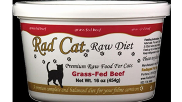 Pet Food Recall Canada  Cat Food