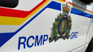 RCMP said a car and a flatbed truck collided on Highway 1 at Road 70 West, just east of Sidney, Man. (File Image)