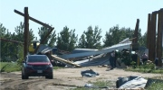 Widespread damage from Wednesday's storm