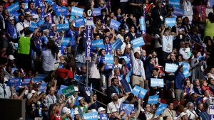 LIVE as it happens: Democratic National Conventio
