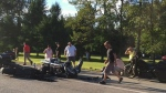 CTV News Channel: Huge motorcycle accident kills 1