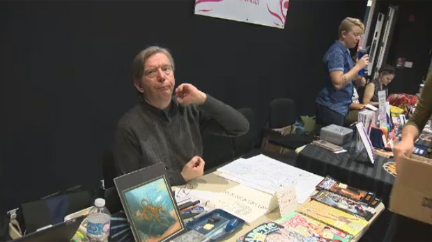 Comic creators from across the prairies descended on Winnipeg for the first ever Prairie Comics Festival.