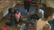 Child care shortage in Manitoba