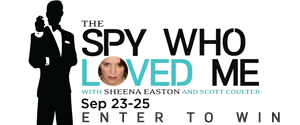 WSO with Sheena Easton Rotator